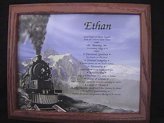 framedtrainprint8.511oak.jpg